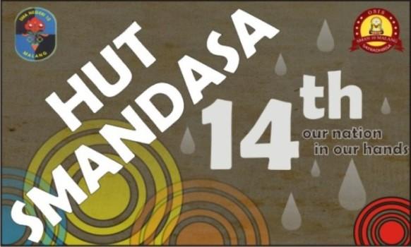 HUT-SMANDASA-KE-14-TAHUN-2013.