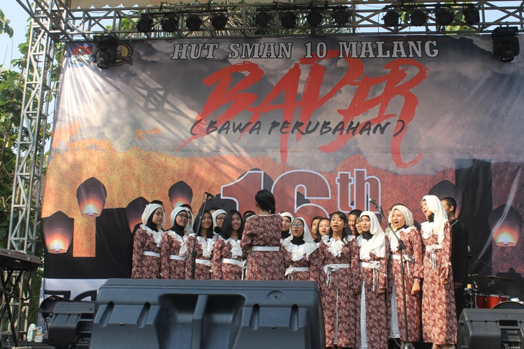 Perform Choir