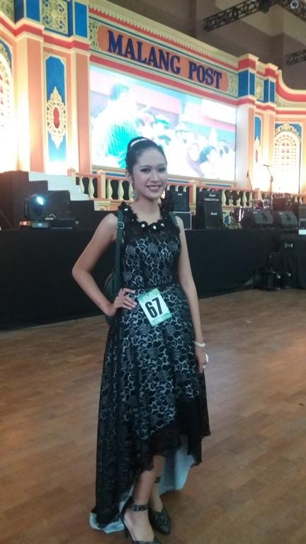 Mafryanda Safinaturrizqy Addiena Shafa - Juara 2 M-Teens Idol