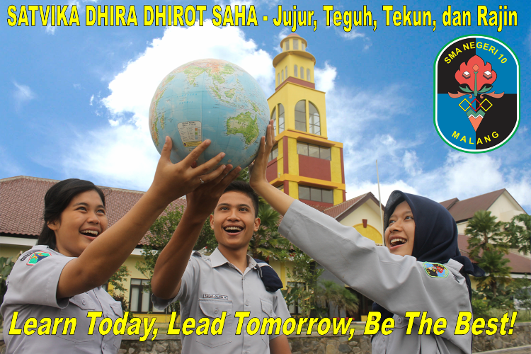 SMAN 10 Malang (Leadership Academy)