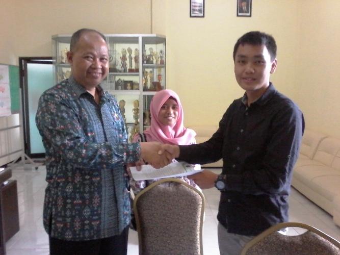MoU LAF dengan SMAN 10 Malang (Leadership Academy)