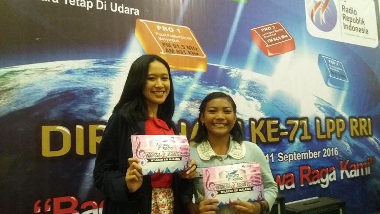 Audisi Bintang Radio RRI 2016