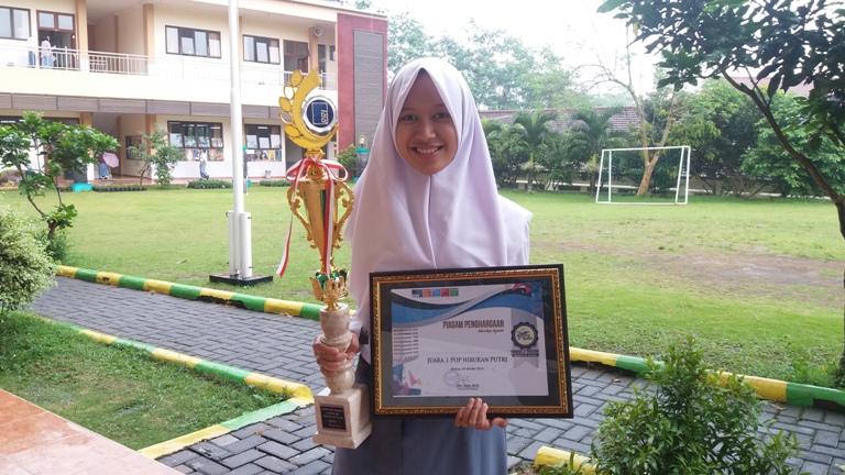 Mafryanda - Juara 1 Bintang Radio RRI Wilayah Malang