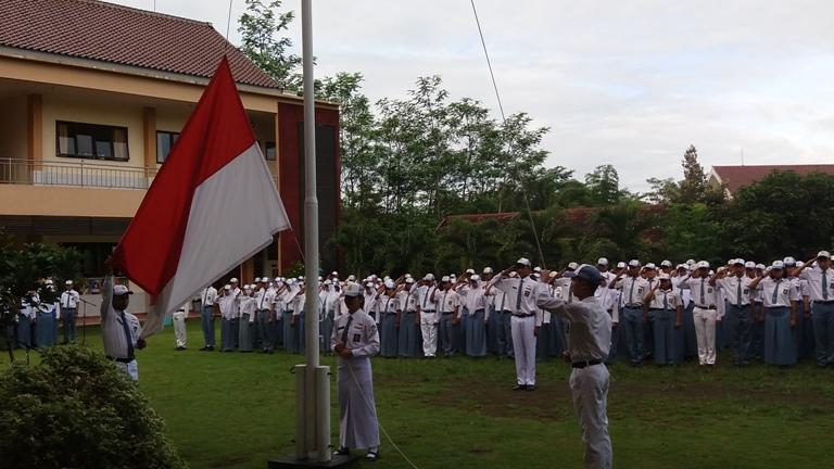 Pasukan Pengibar Mendera Merah Putih
