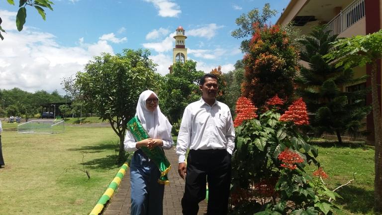 School Touring di SMAN Taruna Nala Jawa Timur