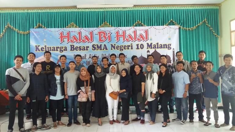 Alumni SMAN 10 Malang
