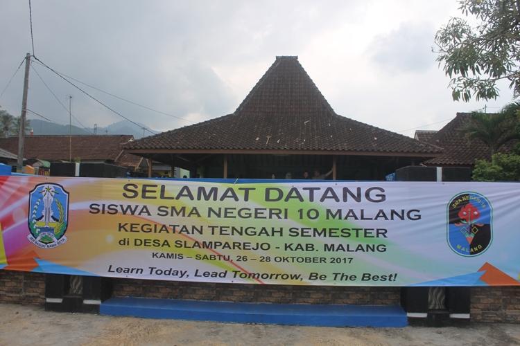 Foto 1 - Balai Desa Slamparejo - Kec. Jabung