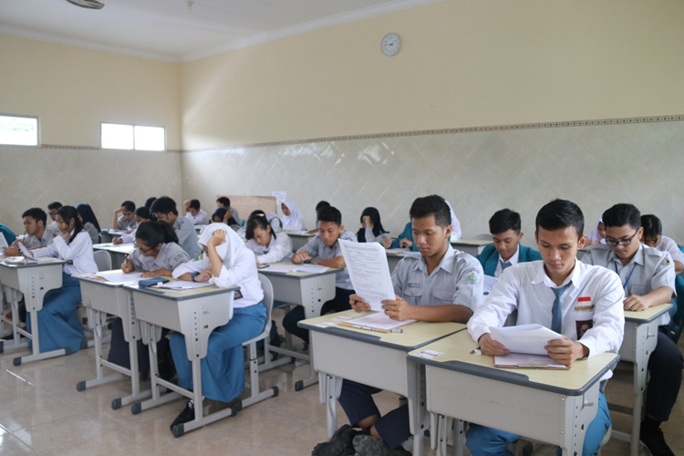 PAS Kelas X dan XI