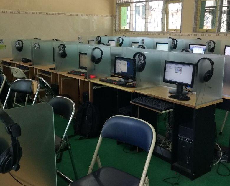 Ruang Lab. Komputer - Simulasi UNBK