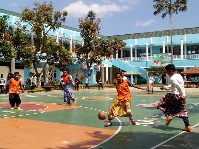 Futsal Sarung