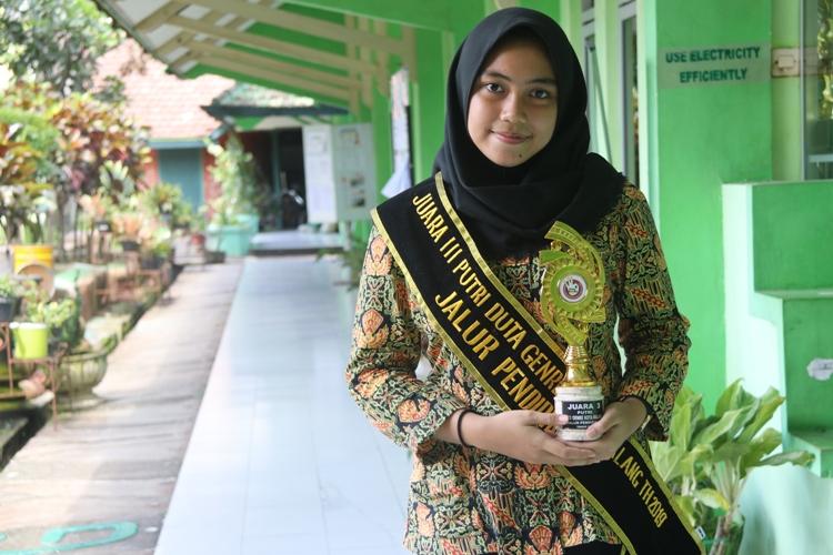 Selisia - Juara 3 Duta GenRe Kota Malang
