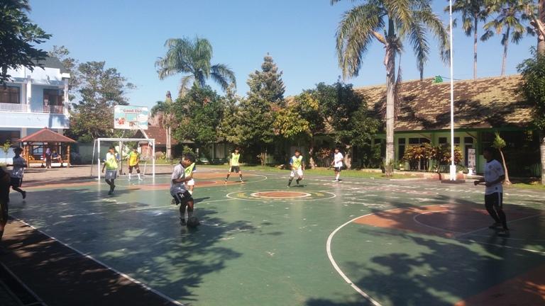 Sparing Futsal