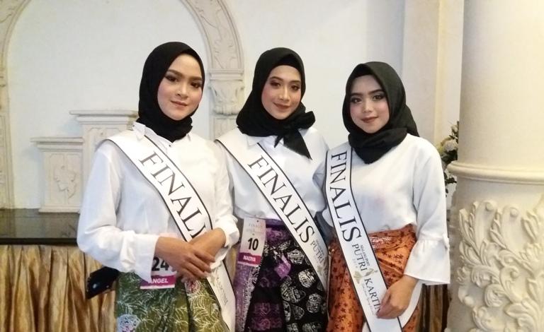 30 Besar Finalis Putri Kartini